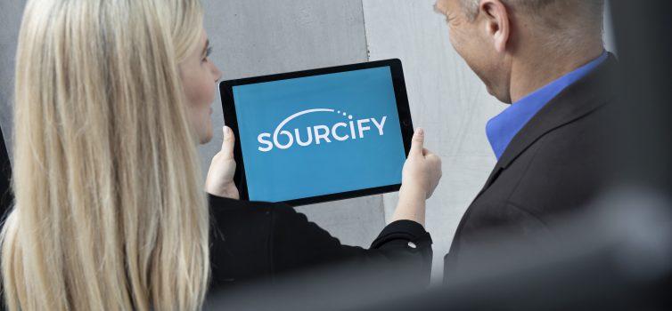 Sourcify.net revolutioniert Beschaffungsmarkt
