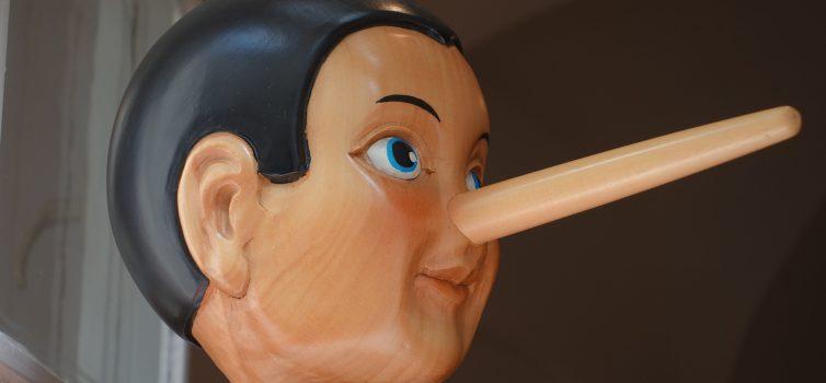 Woran man einen Lügner in Verhandlungen erkennt
