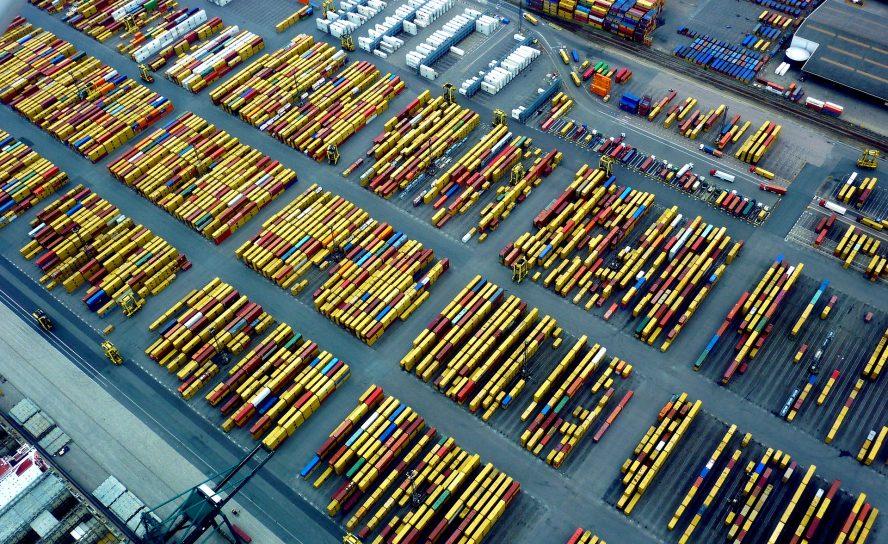 Weniger Neubauten von Logistikimmobilien