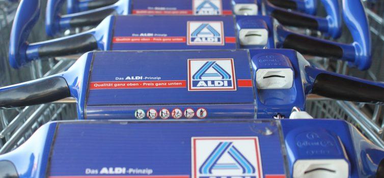 Aldi eröffnet erste Filiale in China
