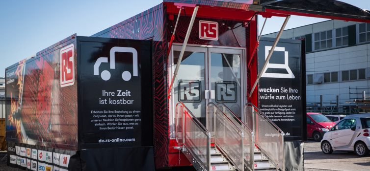 RS Components - a global partner for the Kloepfel Group
