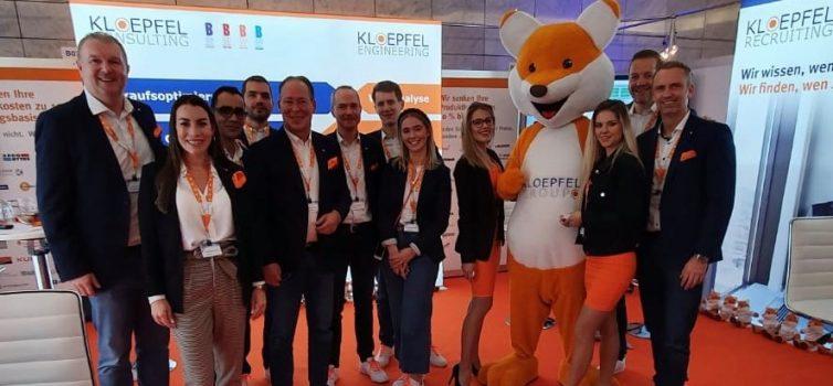 Rückblick: Die Kloepfel Group auf dem 54. BME-Symposium Einkauf & Logistik