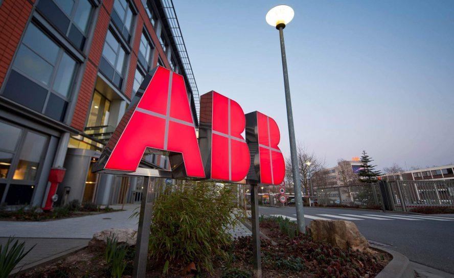 Gewinneinbruch bei ABB