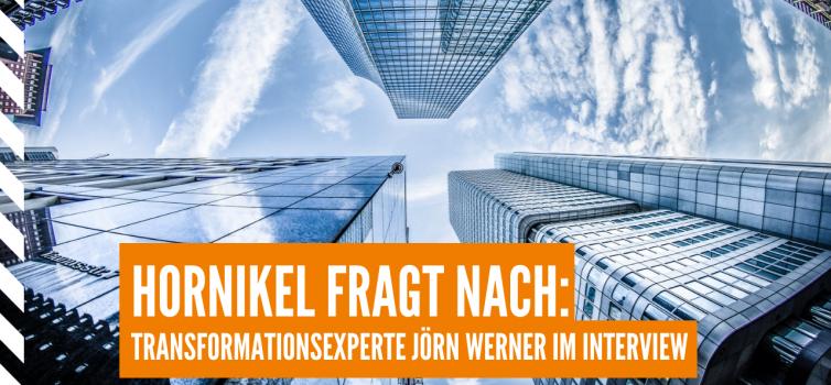 Transformationsexperte Jörn Werner im Interview