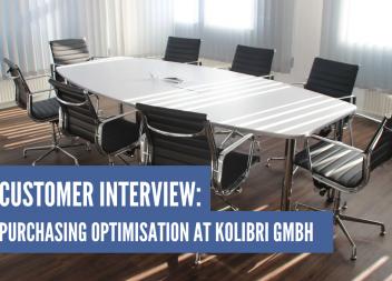 Customer interview: Purchasing optimisation at KOLIBRI GmbH