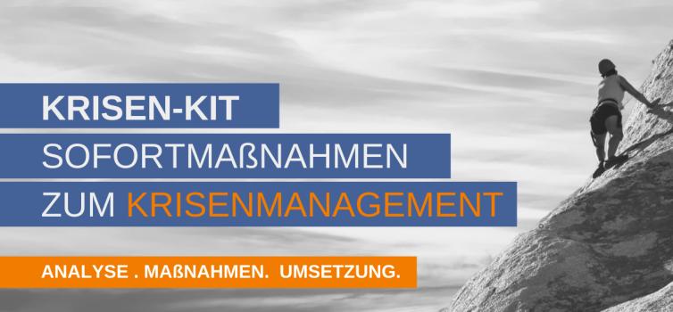 Krisenkit: Sofortmaßnahmen zum Krisenmanagement