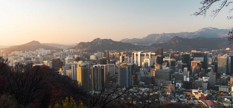 Südkoreas Wirtschaft durch das Coronavirus beeinträchtigt