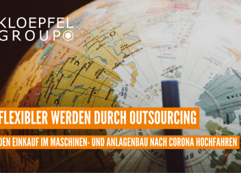 Flexibler werden durch Outsourcing