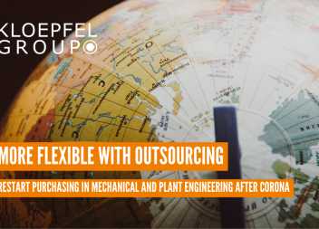 More flexible with outsourcing