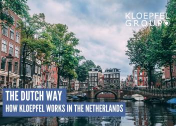 The Dutch Way - How Kloepfel works in the Netherlands