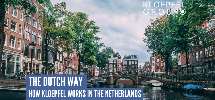 The Dutch Way - How Kloepfel works in the Netherlands