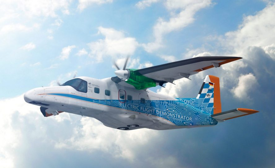 MTU Aero Engines überzeugt von Wasserstoff