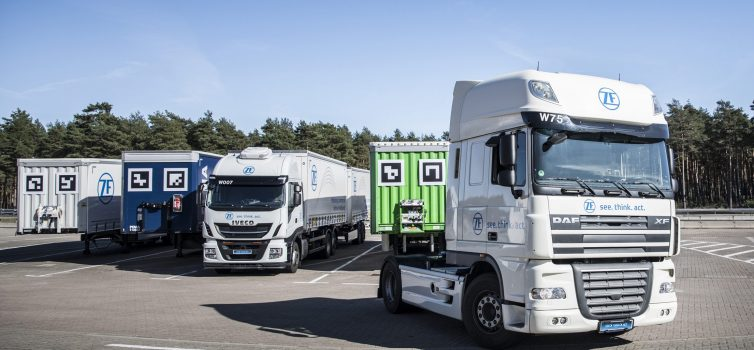 ZF and the transformation of the transport world