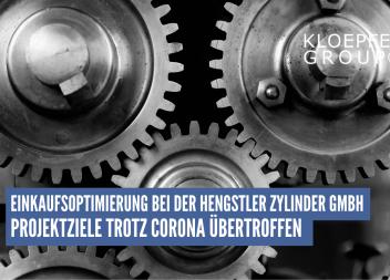 Kunden-Interview: Einkaufsoptimierung bei der Hengstler Zylinder GmbH