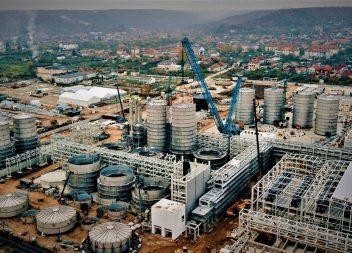 Clariant baut Fabrik in Rumänien