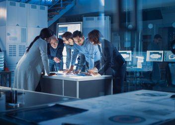 Kooperation zwischen Bosch und Microsoft