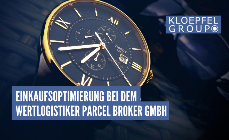 Kunden-Interview: Einkaufsoptimierung bei dem Wertlogistiker Parcel Broker GmbH