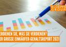 Der große Einkäufer-Gehaltsreport 2021