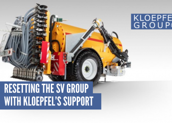 Resetting the SV Group with Kloepfel's support