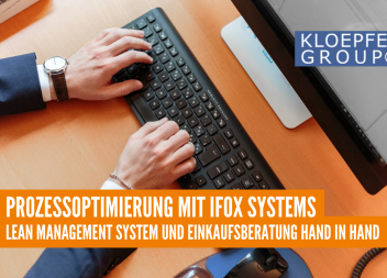 Process optimization with IFOX Systems