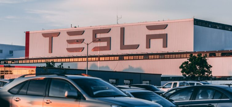 In the fast lane: Tesla records first billion-dollar profit