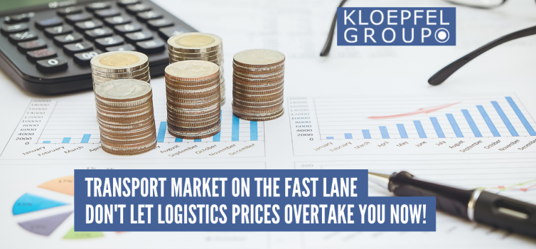 Transport market on the fast lane